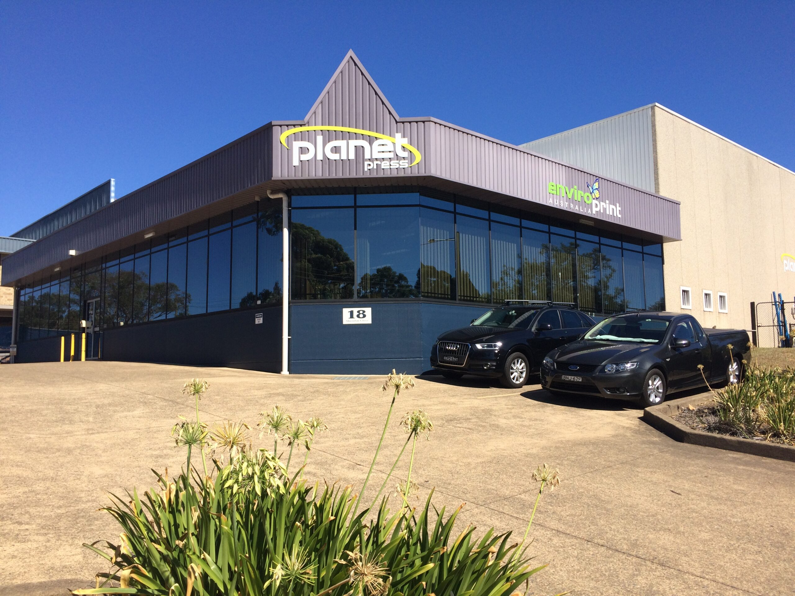 Planet Press Milperra NSW