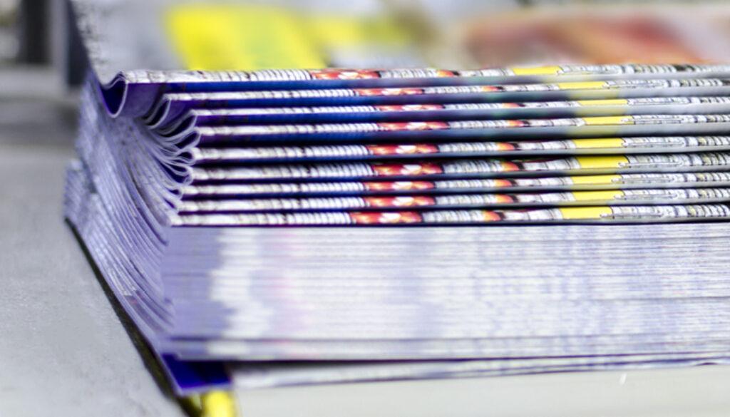 Planet Press Bindery Magazine