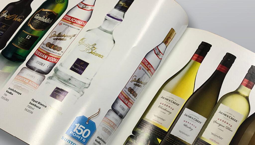 Planet Press Wine Catalogue