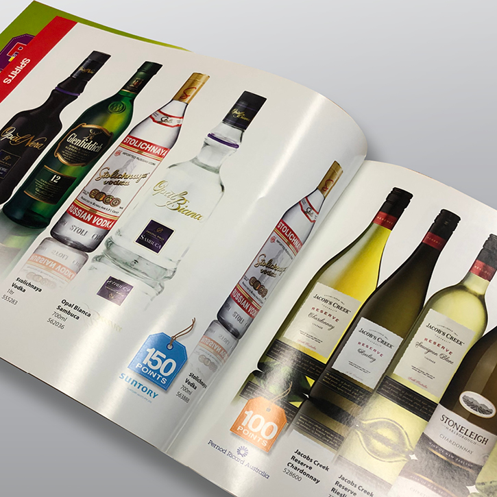 Planet Press Wine Catalogue