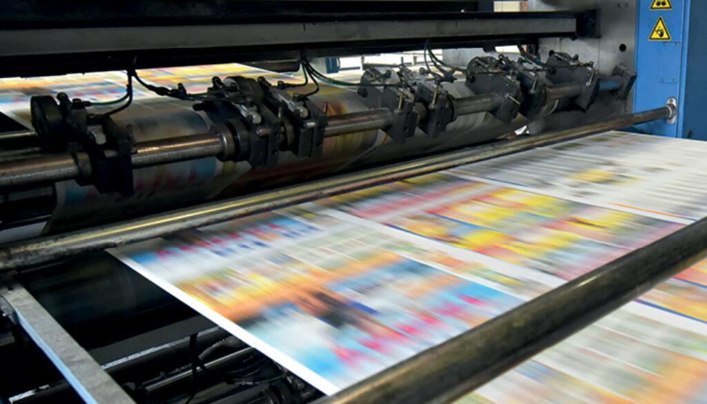 Planet Press Printing Press A1 Colour