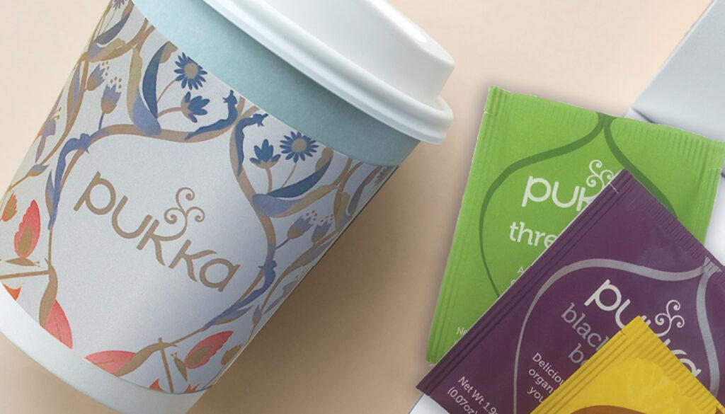 Coffee Cup Sleeve Print