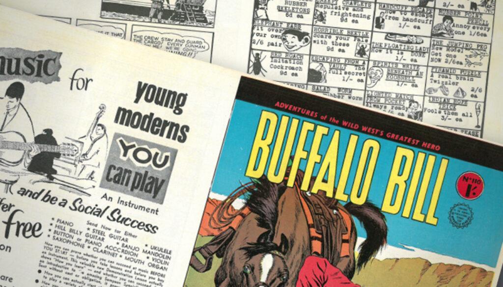 Planet Press Vintage Catalogue Brochure
