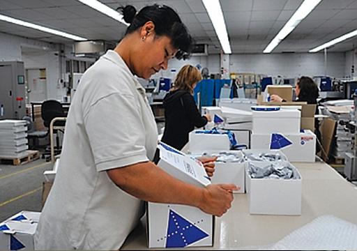 Planet Logistics Hand Line Assembly