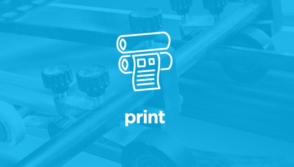 Planet Press Print Icon
